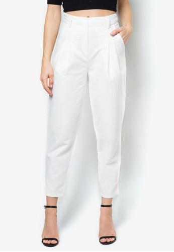 簡約錐形長褲, 服飾, esprit品牌介绍長褲及內搭褲