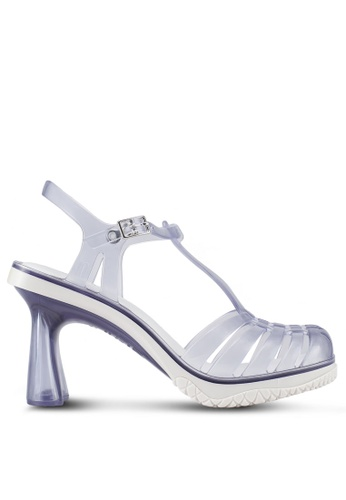 Melissa 白色 Melissa Vixen 高跟鞋 C4A48SH91B8B41GS_1