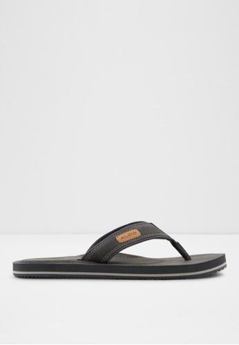 ALDO grey Diara Sandals 4E435SH530996CGS_1