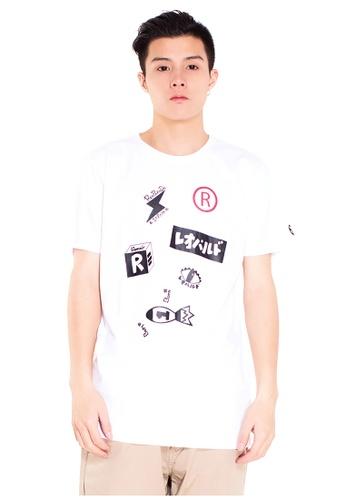 Reoparudo white RPD Space Explore T-shirt (White) RE413AA0F9PVSG_1