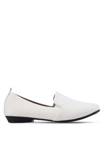 Louis Cuppers white Casual Loafers LO977SH60EODMY_1