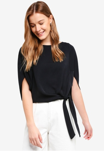 74d7aa419b6776 Buy ZALORA Dolman Sleeves Top Online on ZALORA Singapore