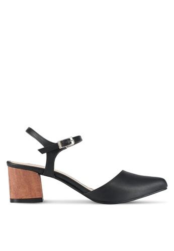 Marie Claire black Iceley Heels E2A7ESH5E956CEGS_1