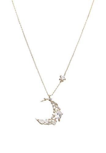 ALDO gold Unedith Necklace EF0B0AC0460324GS_1