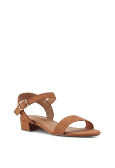 1a25c38d1b6 Dorothy Perkins Tan Sprite Sandal Heels RM 129.00. Sizes 3 4 5 6 7