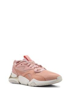 765187648c0 20% OFF Puma Sportstyle Prime Nova Pastel Grunge Women's Shoes RM 469.00  NOW RM 374.90 Sizes 3 4 5 6 7