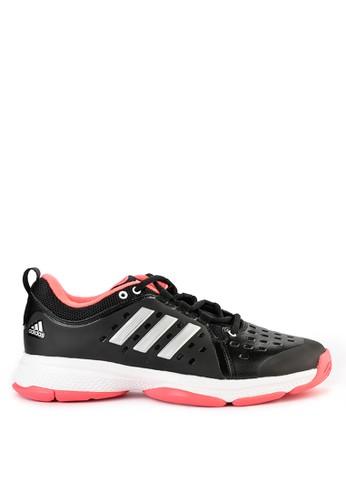 new style 2b309 997e4 adidas black and multi adidas barricade classic bounce 0A426SHAA7A916GS1