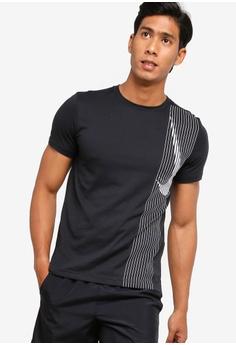 020bd5edf353af Nike black Nike Men s Short Sleeves Top 209DDAAEC17A43GS 1