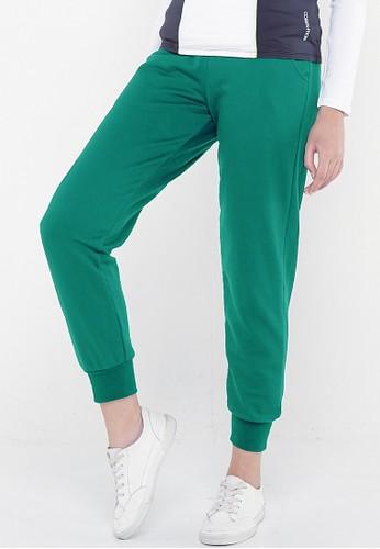 Corenation Active green Cal Pants - Green 42168AABE833CDGS_1