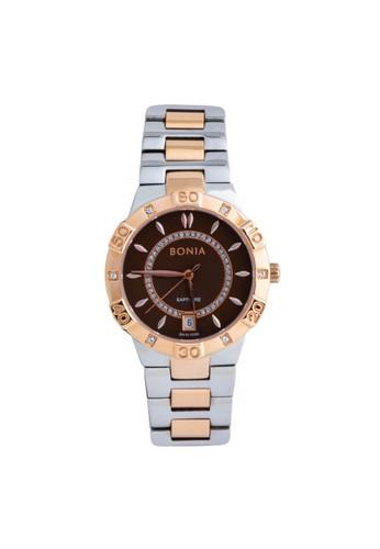 BONIA silver Bonia - BP10398-2642 - Jam Tangan Wanita - Silver Rosegold BED15ACA5FAB17GS_1