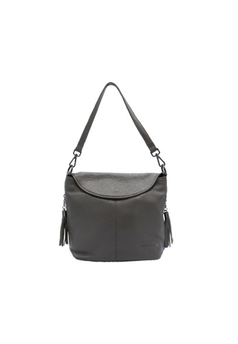 EXTREME grey Extreme Genuine Leather Sling Bag (iPad Mini) F7B8CACCE7D3C7GS_1