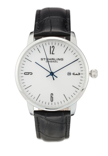 Stuhrling Original silver Stuhrling 3997A.1 Watch 73310AC26F88D5GS_1