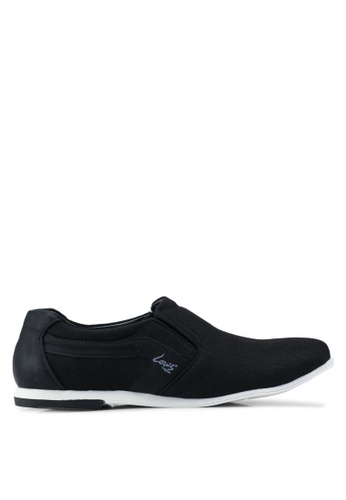 Louis Cuppers black Casual Sneakers B7C1ASH801F9ADGS_1