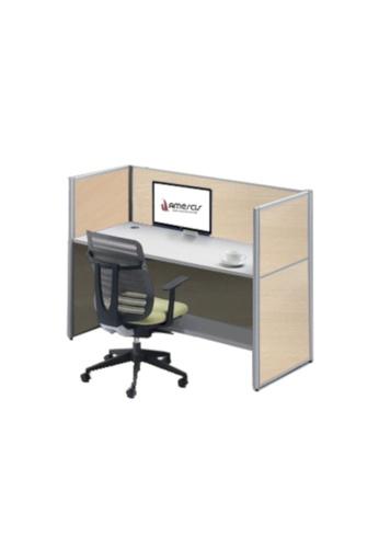 AMERCIS white Amercis Stamford 1200L Workstation for 1 C12C3HLF2606B6GS_1
