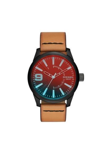 DIESEL grey Rasp Nsbb Watch DZ1860 E7D5EAC3475683GS_1