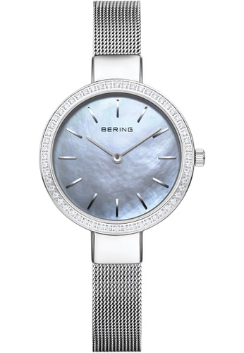 Bering silver Bering Classic white 31 mm Female  Watch (16831-004) 2F22FAC66D76BDGS_1