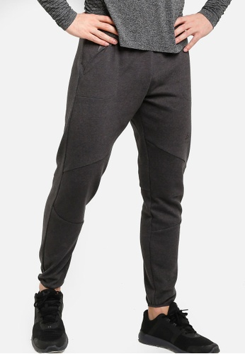 54cba1f82521 Odlo grey Millennium Linencool Pro Pants 8A462AA791C90EGS 1