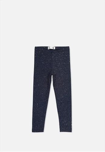 Cotton On Kids blue Huggie Tights B076DKA2DECC54GS_1