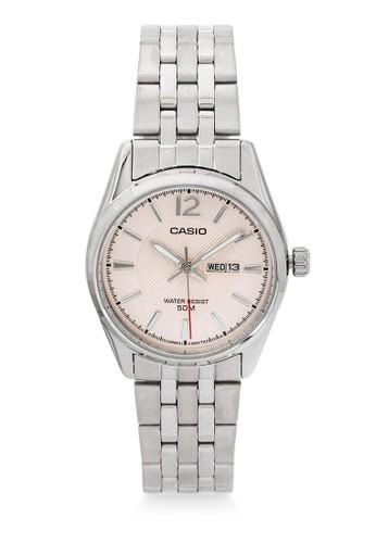 Casio silver Casio Women LTP-1335D-5AVDF Silver Pink 68517ACAC2A69EGS_1