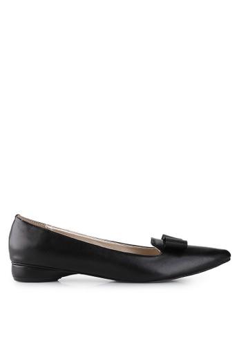 Farish Shoes black Evrakis FA632SH0U65DID_1