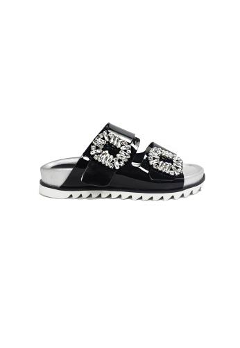 prettyFIT black Crystal Sandal HQ-1714 PR787SH0FBEUSG_1