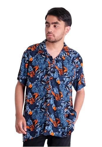 Sogno navy Shirt Printing Pria Amry ID SW 352 2F402AA98598BBGS_1
