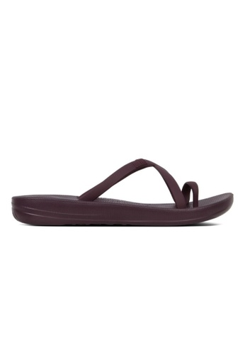 huge discount 882d3 8a186 Fitflop Iqushion Wave - Wild Aubergine