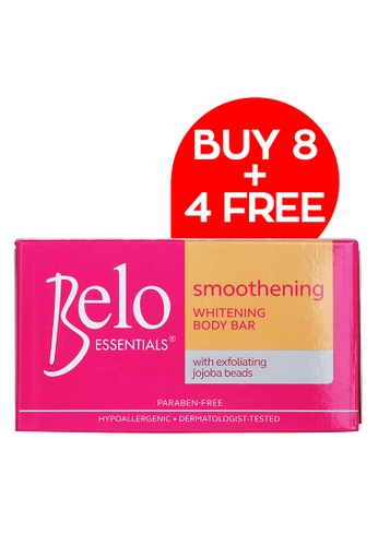 Belo pink Belo Essentials Smoothening Whitening Body Bar 90g Buy 8+4 FREE 29D56BE23A28D3GS_1