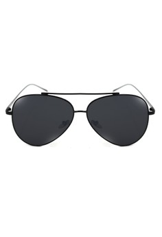 Cavalli Aviator Flat Lens Sunglasses 2253-Y