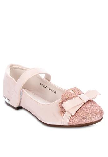 S&H pink Lovely Flats 701CAKS96CA682GS_1