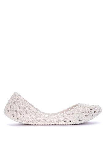 buona vendita i più votati più recenti nuovo design Campana Crochet Ballerina Flats