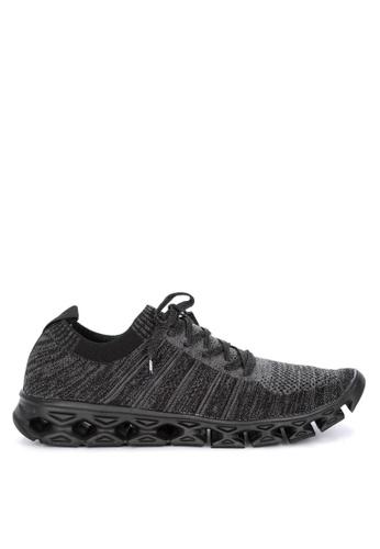 Jump black Jester Sneakers 9E68ASHFC8DD9AGS_1
