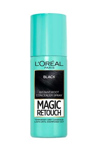L'Oréal Paris black L'Oreal Paris Magic Retouch Black F9127BEEC18A21GS_1