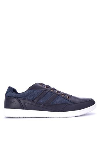 Fila navy Ridge Lifestyle Sneakers 367BBSHF0F2B35GS_1