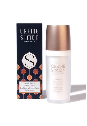 CRÈME SIMON blue and beige Crème Simon Dermo-Activ Floral Serum 78DFEBED8517FEGS_1
