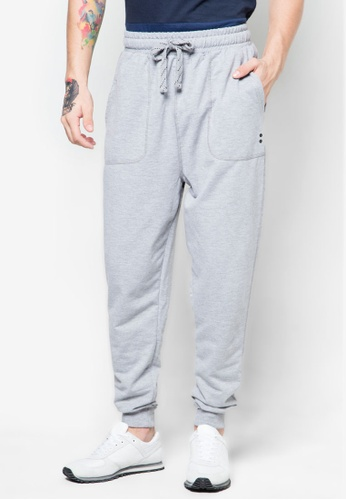 Factorie grey College Trackies FA502AA59UYISG_1