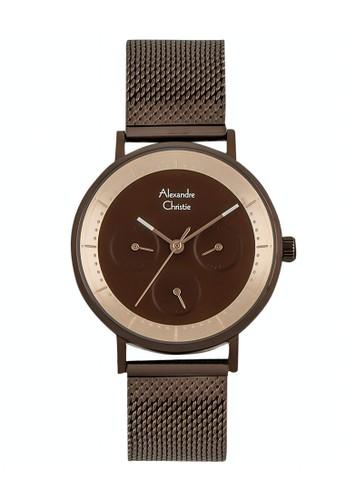 Jam tangan wanita alexandre christie 2019