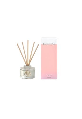 Ecoya Ecoya Sweet Pea & Jasmine Mini Reed Diffuser 356B6HL33CFAF2GS_1