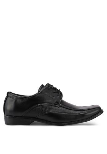 Rocklander black Rocklander Derby Shoes 06F73SH72FDB3DGS_1