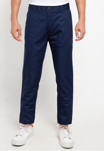 Tolliver navy Long Pants Chinos BADE4AAAF90022GS_1