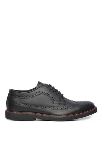 Toods Footwear black Toods Footwear Longwing - Hitam TO932SH55QIIID_1