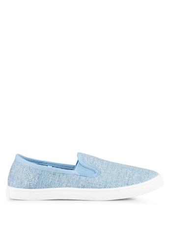 Rubi blue Hazel Slip Ons RU506SH0SF5WMY_1