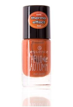 Hello Autumn Nail Polish 02