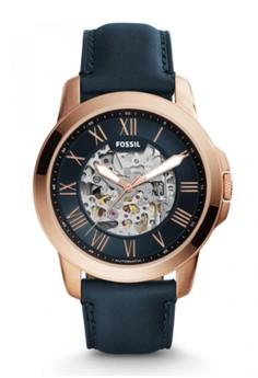 Fossil GRANT時尚男錶 ME3102