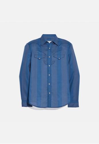 Coach multi Coach Shirt BD5E1AA2B82CAEGS_1