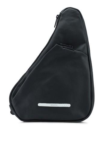 Rawrow black Rugged Canvas 271 R Crossbody Bag 922AAAC8691E1EGS_1