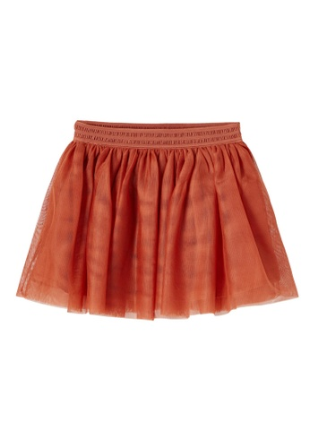 NAME IT red Tulle Skirt 9C2D7KADF58504GS_1