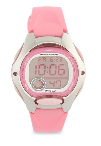 Casio pink Women Digital Watches Lw-200-4Bvdf C1D0CACFFA41EEGS_1