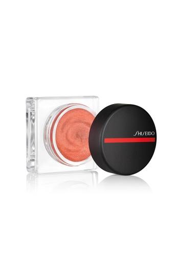 Shiseido pink Shiseido Makeup Minimalist WhippedPowder Blush,03 Momoko 37B37BE4A49355GS_1