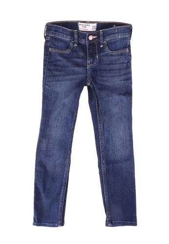 Abercrombie & Fitch blue Basic Jeans E7E49KA3DAFA29GS_1